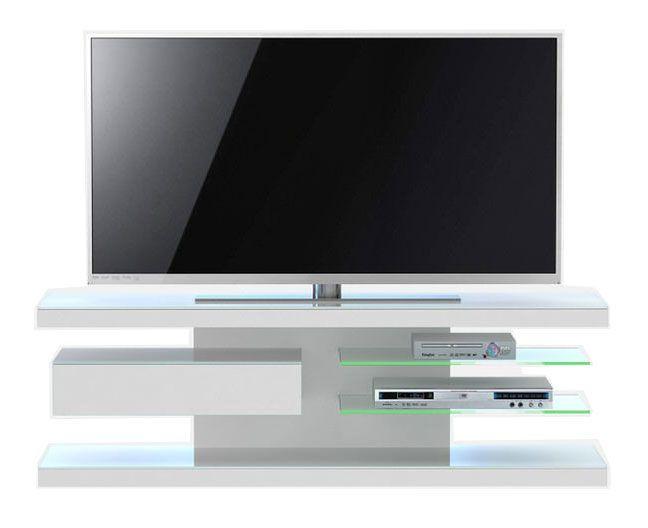 woonkamer Jahnke Moebel TV meubel SL 660 LED Wit