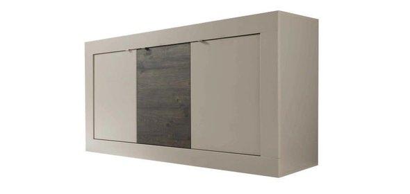 Benvenuto Design Modena Dressoir Small Mat Beige/Wenge