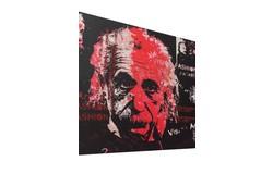 Albert Einstein Schilderij