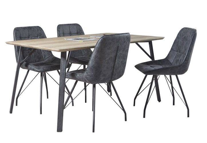 Davidi Design Romar Eettafel Large