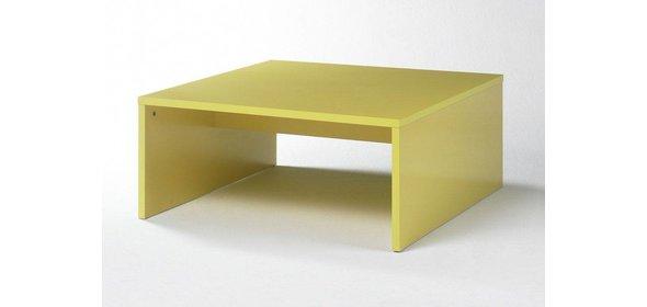 Benvenuto Design Alvise Salontafel HG Geel