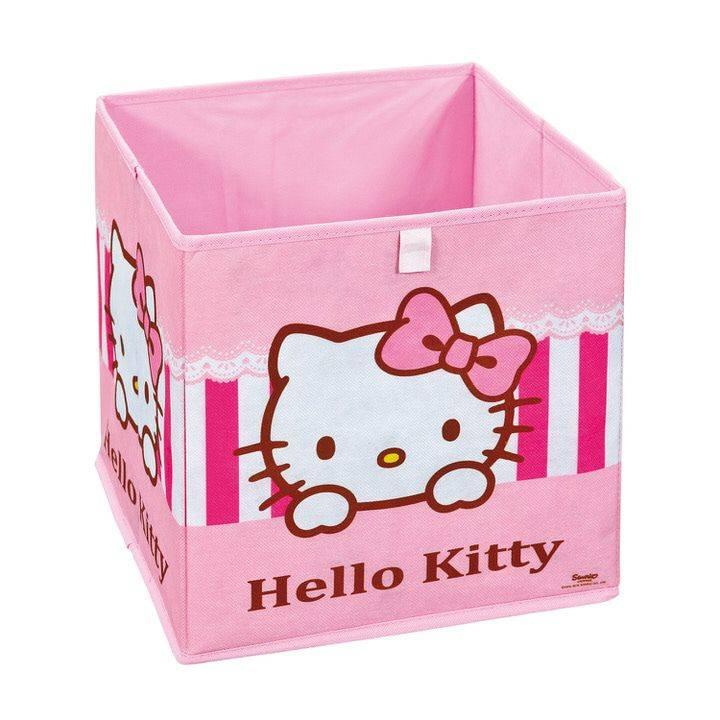 Interlink SAS Hello Kitty Opbergdoos Roze