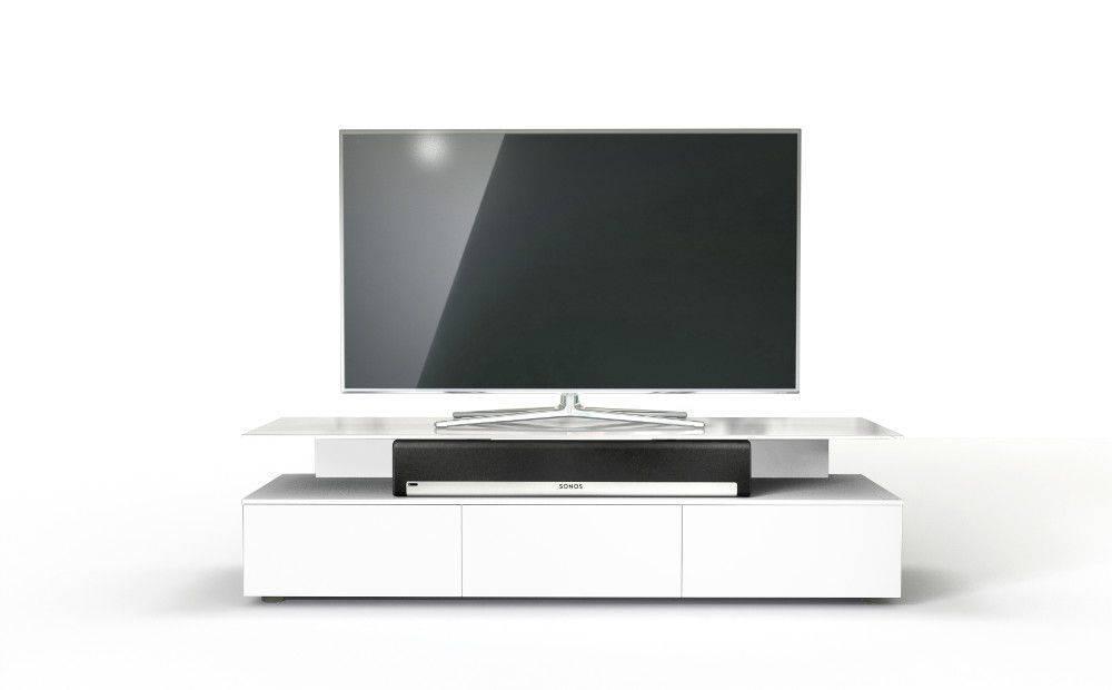 Just Racks JRM1650 TV meubel Sneeuwwit