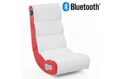 Wobble Gamestoel Rood met Bluetooth