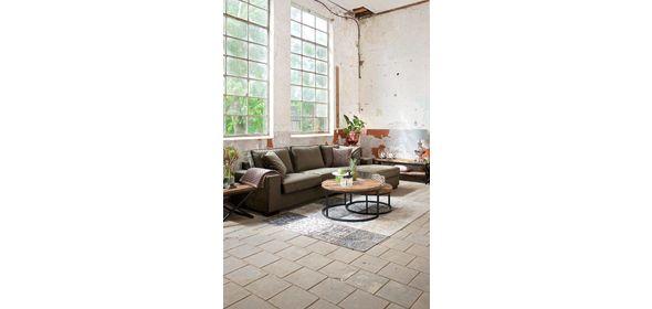 Richmond Interiors Industrial Kensington Salontafel Set