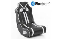 Ninja Gamestoel Wit met Bluetooth