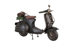 Harry Modelscooter