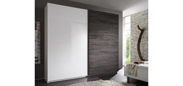 Benvenuto Design Dalino Schuifdeurkast Wenge 280 cm.