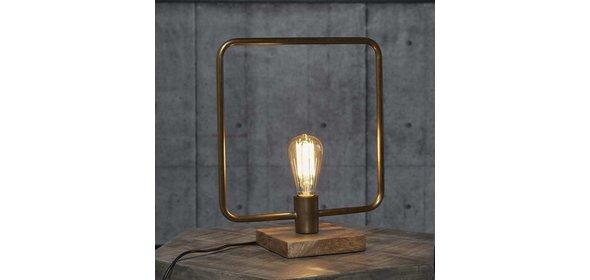 Davidi Design Ruhr Tafellamp Vierkant
