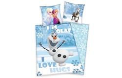 Frozen Dekbedovertrek Olaf