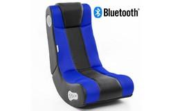 InGamer Gamestoel Blauw met Bluetooth