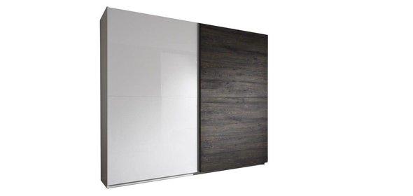 Benvenuto Design Dalino Schuifdeurkast Wenge 240 cm.