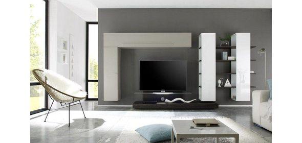 Benvenuto Design Line TV wandmeubel Seven Beige