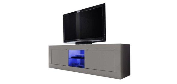 Benvenuto Design Modena TV meubel Big Matt Beige+LED