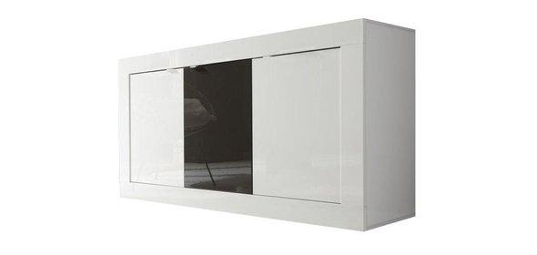 Benvenuto Design Modena Dressoir Small HG Wit/Antraciet