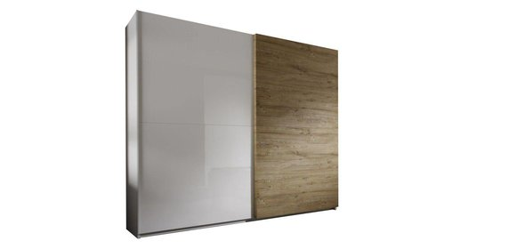 Benvenuto Design Dalino Schuifdeurkast Eiken 240 cm.
