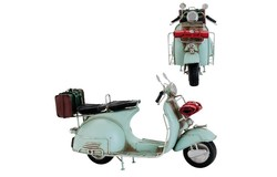 Retro Modelscooter
