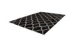 Lavish Vloerkleed 80x150 Zwart