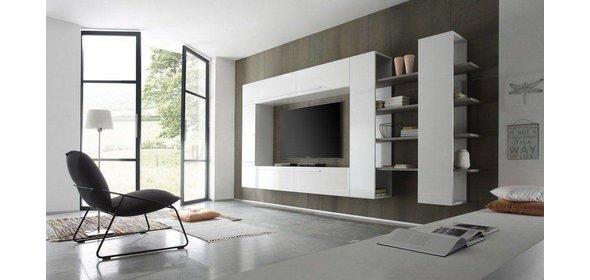 Benvenuto Design Line Wandmeubel Onder HG Wit