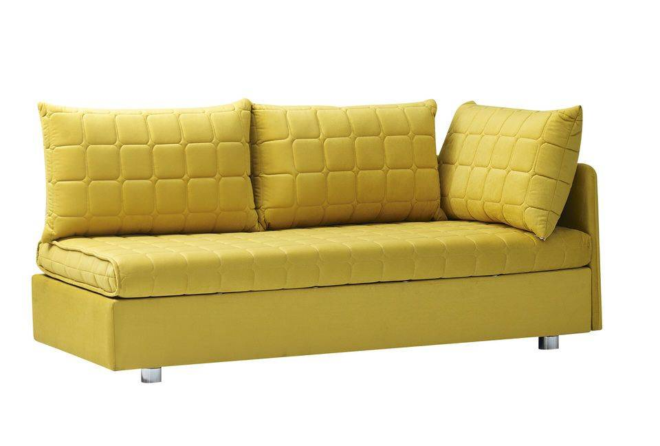 Rocky Daybed Slaapbank Mosterd