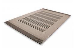Finca Sisal Vloerkleed 80x150 Zilver 501