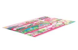 Torino Kindervloerkleed 160x230 Roze