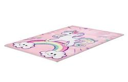 Lollipop Kindervloerkleed 90x130 Unicorn