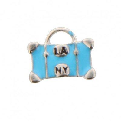 Bedel suitcase voor Memory Lockets
