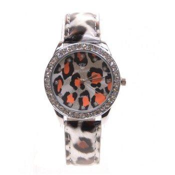 Horloge tijger print