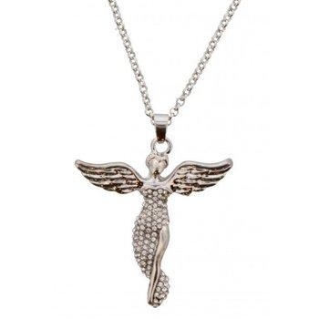 Ketting Angel zilver