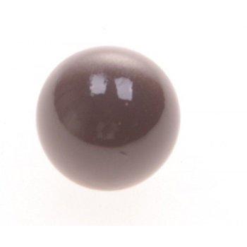 Klankbol 16 mm bruin voor Engelenroeper