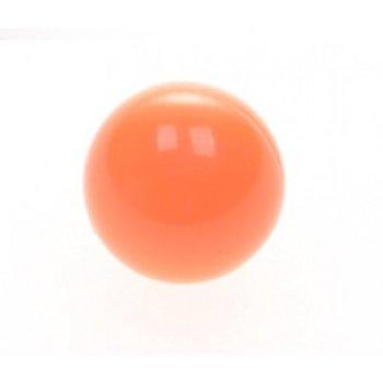 Klankbol 16 mm oranje voor Engelenroeper