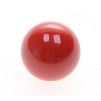 Klankbol 16 mm rood voor Engelenroeper