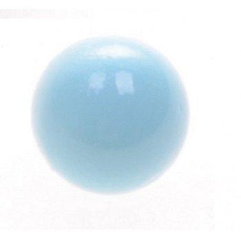 Klankbol 16 mm turqoise voor Engelenroeper