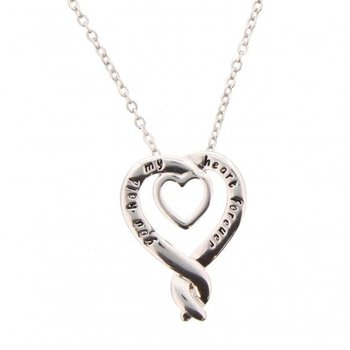 Ketting you hold my heart forever