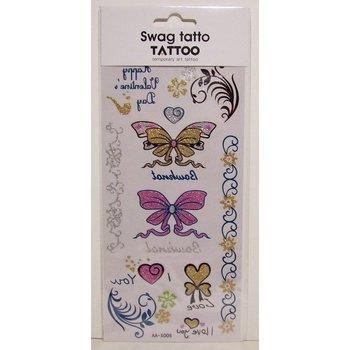 Tattoo glitter 041