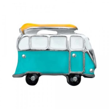 Bedel VW hippiebusje voor Memory Lockets