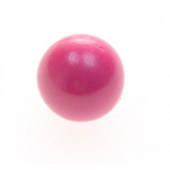 Klankbol 20 mm fuchsia voor Engelenroeper