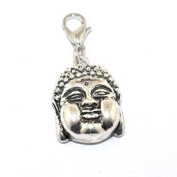Charm zilver Boeddha