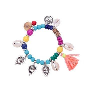 Armband BOHO turqoise-multicolor