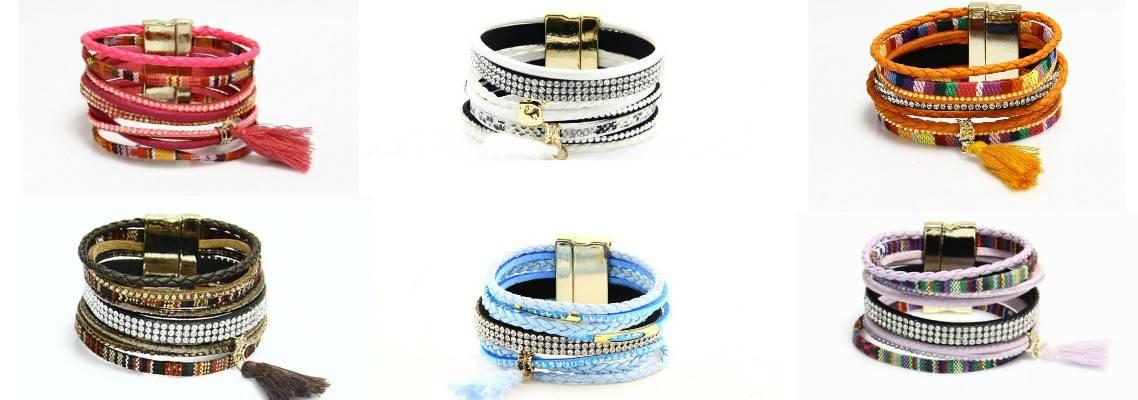 Mikado Ibiza armbanden