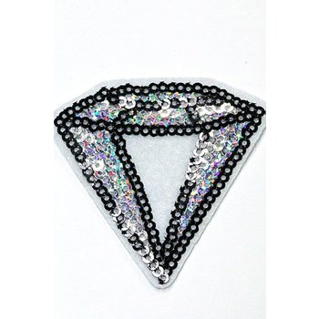 Jeans Patch Diamond
