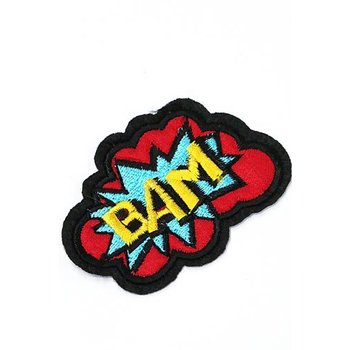 Jeans Patch BAM!