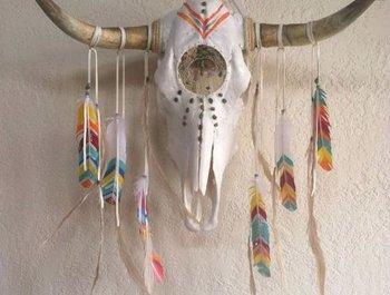 Buffalo Skull sieraden