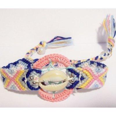 Armband Ibiza dreamcatcher multicolor