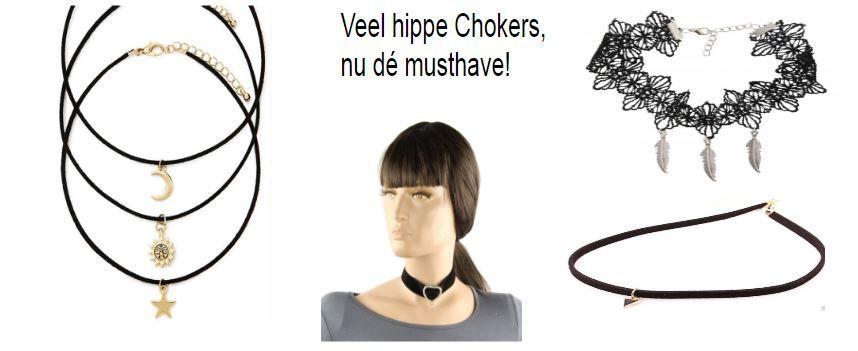Mikado Chokers