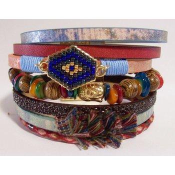 Armband exclusief Ibiza multicolor 112