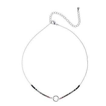 Yehwang Ketting choker fijn Beads Ring