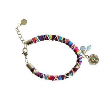 Yehwang Armband BOHO multicolor Coin