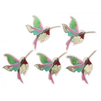 Patch Hummingbird big